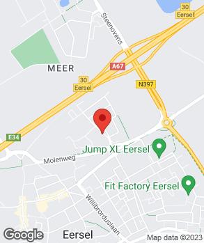 Locatie Autoschade van Raay en Box B.V. op kaart
