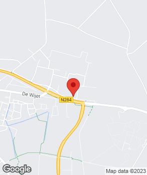Locatie Garagebedrijf Markgraaff B.V. op kaart