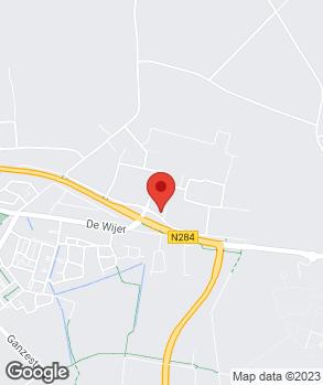 Locatie Auto Goossens B.V. op kaart