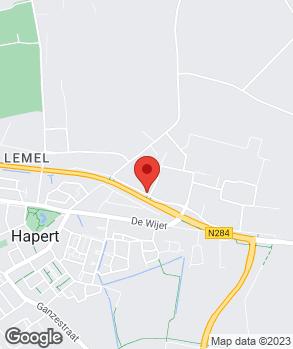 Locatie Autobedrijf Mink | Vakgarage Mink op kaart
