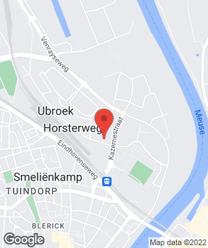 Locatie E.B.O.S. APK Centrum Blerick op kaart