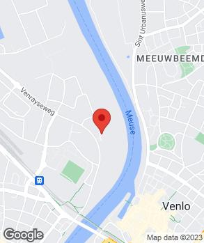 Locatie Lennaerts Venlo B.V. op kaart
