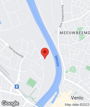Locatie Autoschade Dévak B.V. op kaart