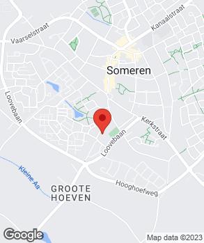 Locatie Auto Sinnema op kaart