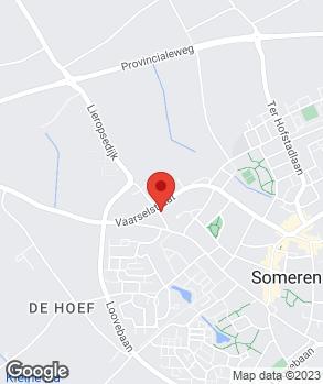 Locatie Autobedrijf Wim Verberne V.O.F. op kaart
