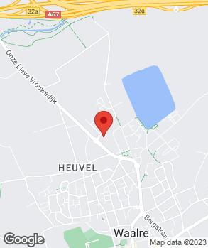 Locatie Automobielbedrijf Hellings op kaart