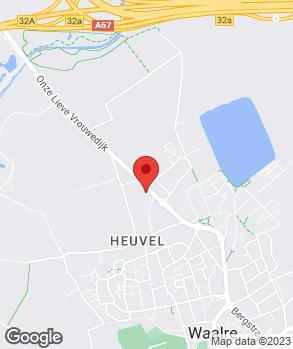 Locatie Autobedrijf Dereumaux B.V. op kaart