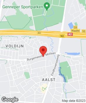 Locatie Lelieveld op kaart