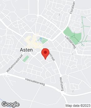 Locatie Auto- en Schadebedrijf Van Kessel op kaart