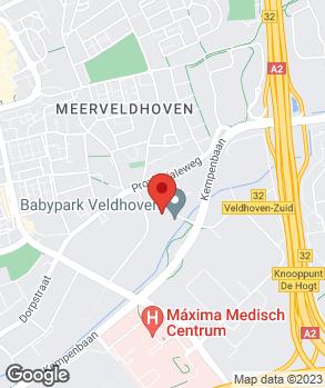 Locatie Profile Tyrecenter Veldhoven op kaart