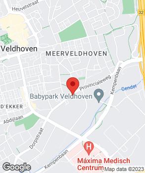 Locatie Auto- en Scooterservice Zeelst B.V. op kaart