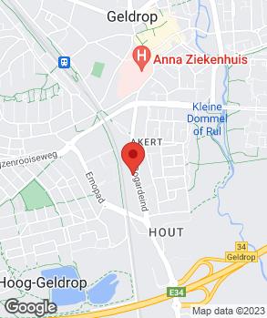 Locatie van Wijnen Auto's op kaart