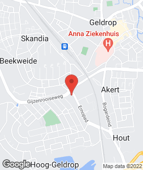 Locatie Autobedrijf Van Deursen Geldrop B.V. op kaart