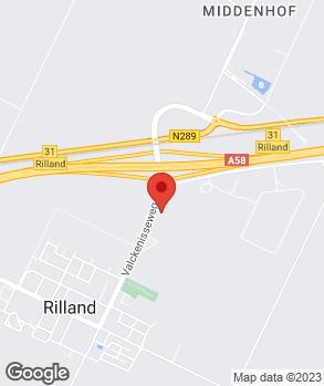 Locatie Autobedrijf Hoebeke B.V. op kaart