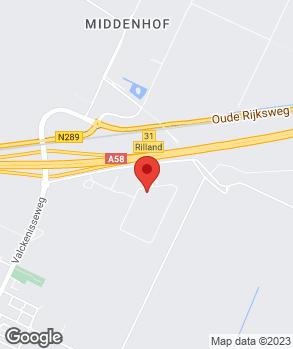 Locatie Garage Van Zweden op kaart