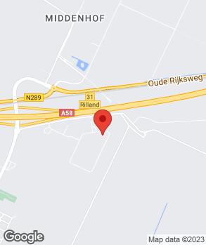 Locatie Zeeland Belting Service op kaart