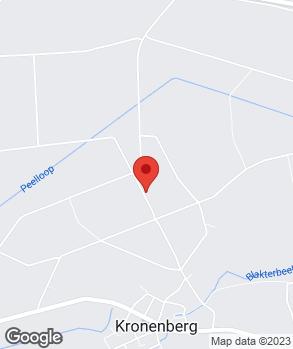 Locatie HERMOTECH op kaart