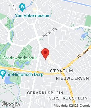 Locatie Autobedrijf Cox op kaart