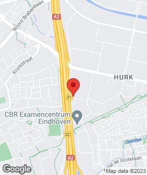 Locatie Van Mossel Eindhoven op kaart