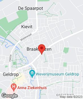 Locatie Autobedrijf Meulendijks op kaart