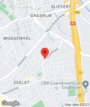 Locatie Bergman Auto's V.O.F. op kaart