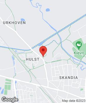 Locatie Autobedrijf Mario Geboers V.O.F. op kaart