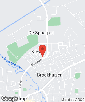 Locatie Autobedrijf H. Kanters op kaart