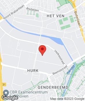 Locatie Garagebedrijf Holweg V.O.F. op kaart