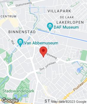 Locatie Autobedrijf Slikker V.O.F. op kaart