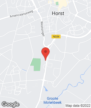 Locatie Bosch Car Service Horst / Autoschade Herstel Noord-Limburg op kaart
