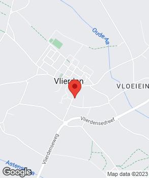Locatie A.G.M. Snijders op kaart