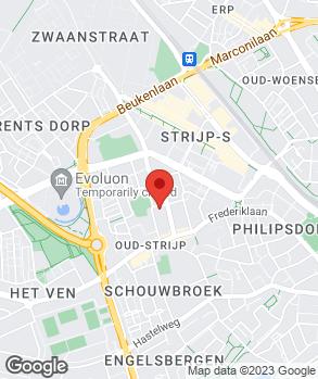 Locatie Neutraal APK Keuringsstation Friezenkamp V.O.F. op kaart