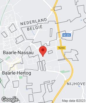 Locatie Autobedrijf J. Graumans B.V. | Profile Car & Tyreservice Baarle Nassau op kaart