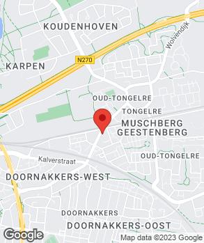 Locatie Handelsonderneming P. Spijkerman op kaart
