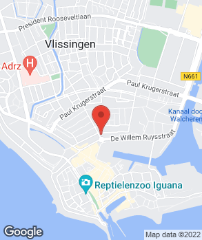 Locatie Autobedrijf Sewcharan Lootens op kaart