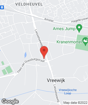 Locatie Autobedrijf Albert van Dam op kaart