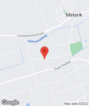 Locatie Gebr. Hofmans op kaart