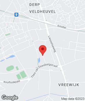 Locatie Bedrijfswagens Deurne B.V. op kaart