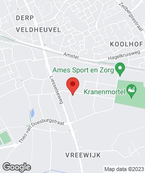 Locatie Autofransen op kaart