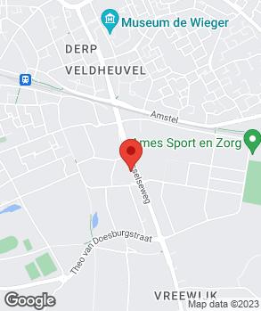 Locatie Garage Boerenkamp B.V. op kaart