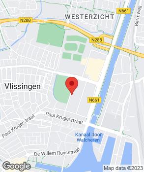 Locatie Autobedrijf de Jonge B.V. op kaart