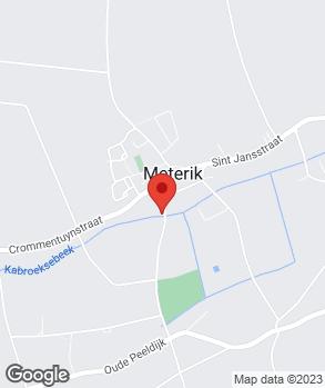 Locatie P.A.B. Poels Auto-Elektronika & Beveiliging op kaart