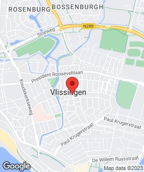 Locatie Handelsonderneming Peter Clerx op kaart