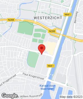 Locatie Garagebedrijf van Fraassen B.V. op kaart