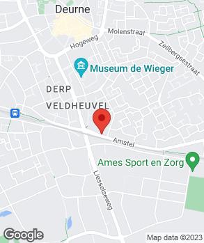 Locatie Autobedrijf P. Veldhuijzen op kaart