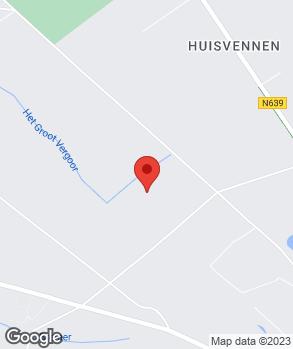 Locatie Rudy de Bruyn autoreparatie en onderhoud op kaart