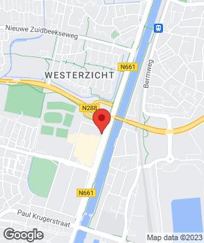 Locatie Autobedrijf Joosse op kaart