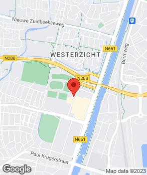 Locatie Hofman op kaart