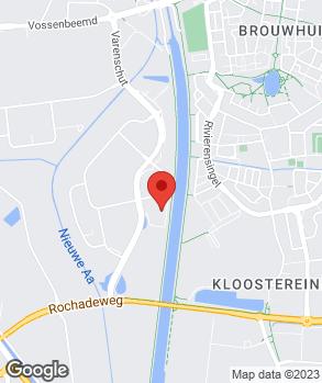 Locatie Carmovement Autodroom   Van den Nieuwenhuijzen Auto's B.V. op kaart