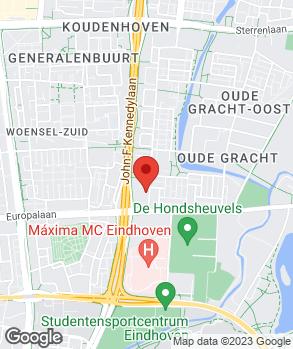 Locatie De Muzenberg B.V. | Vakgarage Muzenberg op kaart